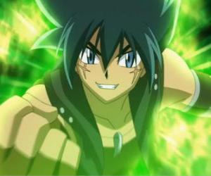 Rompicapo di Kyoya Tategami, personaggi della saga Metal e ultimo rivale a Gingka