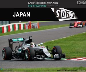 Rompicapo di L. Hamilton, GP Giappone 2016