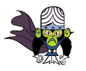 Rompicapo di L'intelligente scimmia Mojo Jojo è il più grande nemico delle sorelle Utonium, Le Powerpuff Girls
