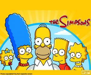 Rompicapo di L'intera famiglia Simpson