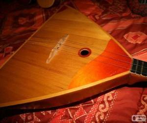 Rompicapo di La balalaika è uno strumento musicale di origini russe