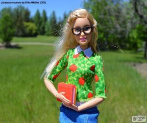 Rompicapo di La Barbie di Università