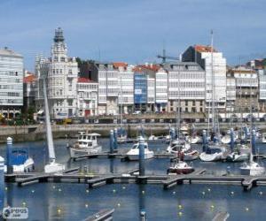 Rompicapo di La Coruña, Spagna