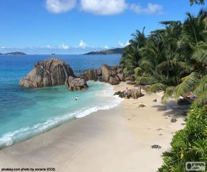 Rompicapo di La Digue, Seychelles