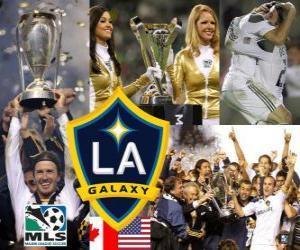 Rompicapo di LA Galaxy, campione della MLS 2011