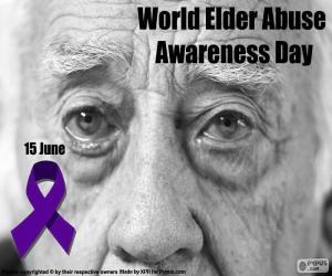 Rompicapo di La giornata mondiale contro l'abuso e maltrattamento in età avanzata