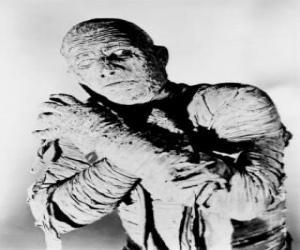 Rompicapo di La Mummia