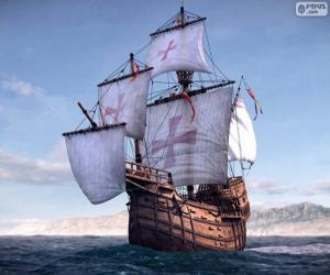 Rompicapo di La nave Santa Maria