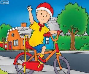 Rompicapo di La nuova bicicletta di Callou
