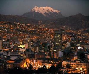 Rompicapo di La Paz, Bolivia