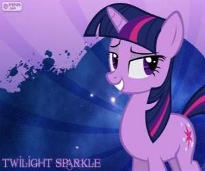 Rompicapo di La Principessa Twilight Sparkle è straordinariamente intellingente