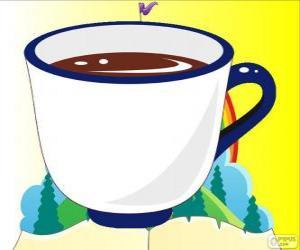 Rompicapo di La tazza di tè di Alice
