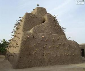 Rompicapo di La tomba di Askia, Gao, Mali