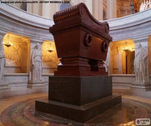 Rompicapo di La tomba di Napoleone, Parigi