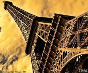 Rompicapo di La Torre Eiffel, Parigi