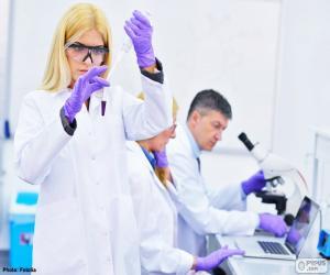 Rompicapo di Laboratorio farmaceutico