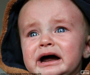 Rompicapo di Lacrime, di bambino