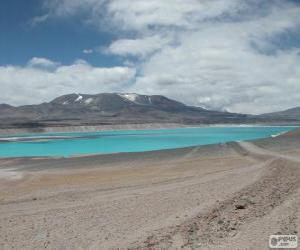 Rompicapo di Laguna Verde, Cile