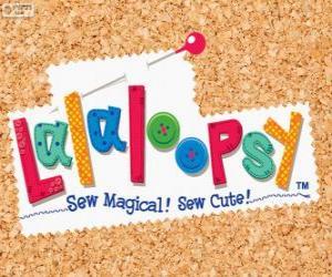 Rompicapo di Lalaloopsy logo