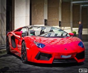 Rompicapo di Lamborghini Aventador