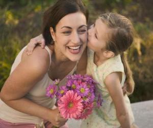 Rompicapo di L'amore di una figlia per la madre