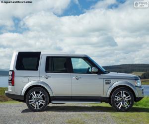 Rompicapo di Land Rover Discovery 2015