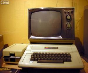 Rompicapo di L'Apple II è uno dei primi personal computer di successo prodotti su scala industriale (1977)