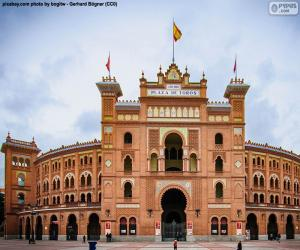 Rompicapo di Las Ventas, Madrid
