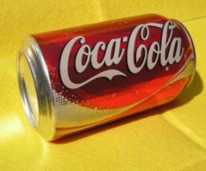 Rompicapo di Lattina di Coca-Cola