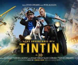Rompicapo di Le avventure di Tin Tin: il segreto dell'unicordo