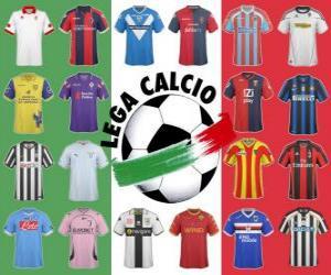 Rompicapo di Lega Calcio Serie A