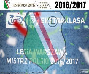Rompicapo di Legia, campione 2016-2017