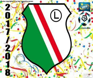 Rompicapo di Legia Varsavia, Ekstraklasa 17-18