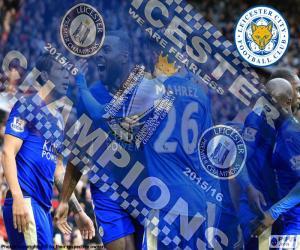 Rompicapo di Leicester City, campione 2015-2016