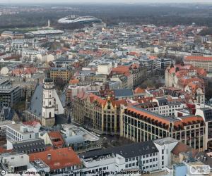 Rompicapo di Leipzig, Germania