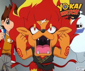 Rompicapo di Leofuoco, Yo-Kai Watch