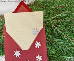 Rompicapo di Lettera a Babbo Natale