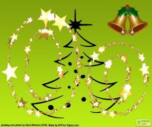 Rompicapo di Lettera di Natale O