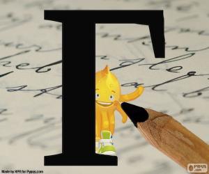 Rompicapo di Lettera russa Г