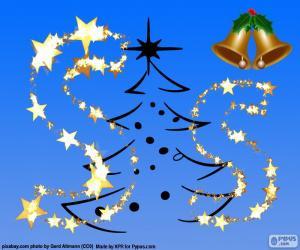 Rompicapo di Lettera S di Natale