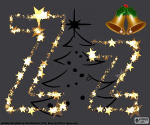 Rompicapo di Lettera Z della stella