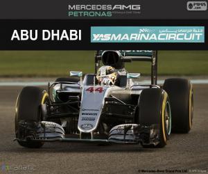 Rompicapo di Lewis Hamilton, GP Abu Dhabi 16