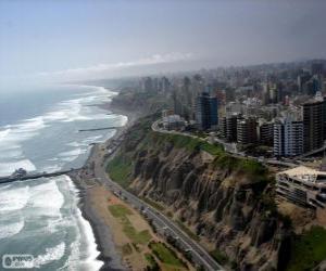Rompicapo di Lima, Perù