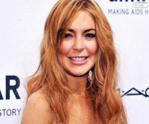 Rompicapo di Lindsay Lohan