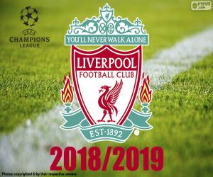 Rompicapo di Liverpool, Champions League 2019