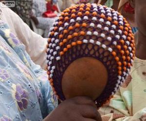 Rompicapo di Lo shekere è uno strumento di percussione dell'Africa