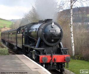 Rompicapo di Locomotiva a vapore