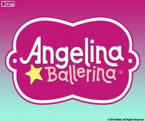 Rompicapo di Logo Angelina Ballerina