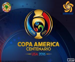 Rompicapo di Logo Copa América Centenario