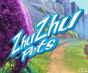 Rompicapo di Logo da Zhu Zhu Pets